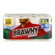 Brawny Pick-A-Size® Paper Towels, 8 XL Rolls