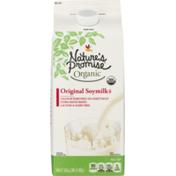 Nature's Promise Organic Original Soy Milk
