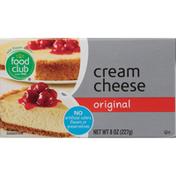 Food Club Original Cream Cheese