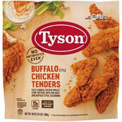 Tyson Fully Cooked Buffalo Style Chicken Tenders, 3.5 lb. (Frozen)