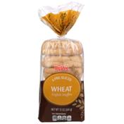 Hy-Vee Wheat English Muffins