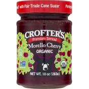 Crofter's Premium Spread Morello Cherry Organic