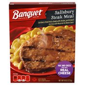 Banquet Salisbury Steak Meal