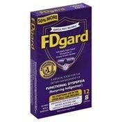 F Dgard Medical Food, Functional Dyspepsia, Capsules