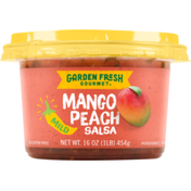 Garden Fresh Gourmet® Mango Peach Salsa - Mild, 16 oz.