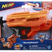 NERF DOG Blaster, Quadrant, N-Strike