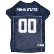 Pet First Large Collegiate Pennsylvania State Nittany Lions Dog Mesh Jersey