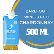 Barefoot Barefoot-To-Go Chardonnay White Wine Tetra