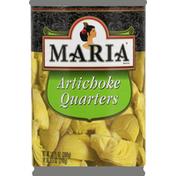 Maria Artichoke, Quarters