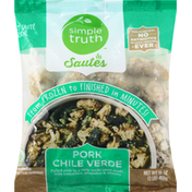 Simple Truth Sautes, Pork Chile Verde
