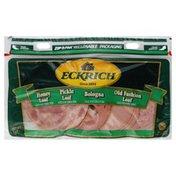 Eckrich Variety Pack, Honey Loaf, Pickle Loaf, Bologna, Old Fashion Loaf