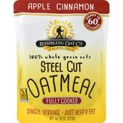 Rambling Oat Oatmeal, Apple Cinnamon, Steel Cut