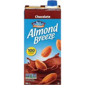 Almond Breeze Chocolate Almond Beverage