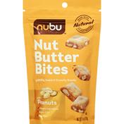 Nubu Nut Butter Bites with Peanuts
