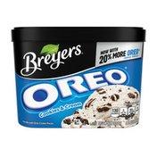 Breyers Frozen Dairy Dessert Oreo
