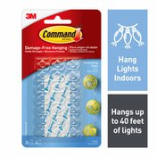 3M Command Command™ Clear Decorating Clips