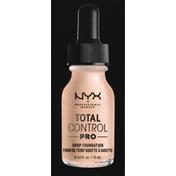 NYX Professional Makeup Drop Foundation, Light Ivory TCPDF04