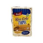 Bloom's Rice Cake Thins
