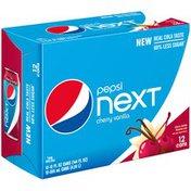 Pepsi Next Cherry Vanilla Cola