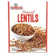 Melissa's Steamed Lentils - Pre-Cooked