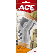 Ace Bakery Knee Brace, Knitted, with Side Stabilizers, Medium