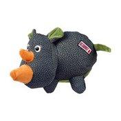 Kong Co. Small Phatz Rhino Dog Toy