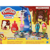 Play-Doh Ice Cream Playset, Drizzy, 3+
