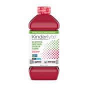 Kinderlyte Natural Oral Electrolyte Solution Fruit Punch Plus