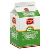 Meadow Gold P.O.G. Buttermilk, Cultured, Lowfat
