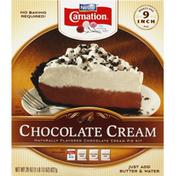 Carnation NESTLE  Pie Kit Chocolate Cream