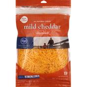 Kroger Shredded Cheese, Mild Cheddar