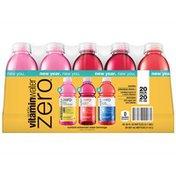 Glaceau Vitaminwater Variety Pack Nutrient Enhanced Water W/ Vitamins