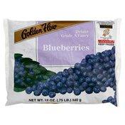 Golden Flow Blueberries