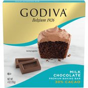 Godiva Milk Chocolate Premium Baking Bar