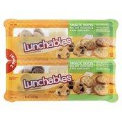 Lunchables Snack Duos Mini Ritz, Mozzarella & Mini Chips Ahoy! - 2 CT