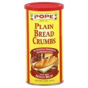 Pope Bread Crumbs, Plain