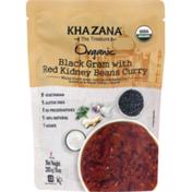 Khazana Black Gram Curry with Red Kidney Beans, Organic