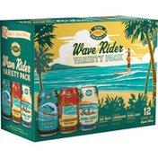 Kona Brewing Company Wave Rider Variety Pack
