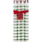 Aromascape Candles, Fragrance Free, Novelty Tapers