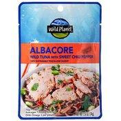 Wild Planet Albacore Wild Tuna With Sweet Chili Pepper Single-Serve Pouch