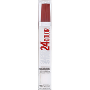 Maybelline Lipcolor/Balm Topcoat, Keep It Red 035
