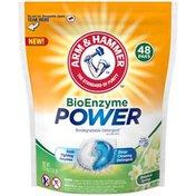 Arm & Hammer BioEnzyme Power Botanical Springs Arm & Hammer BioEnzyme Power Botanical Springs Biodegradable Detergent Paks
