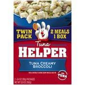 Betty Crocker Tuna Creamy Broccoli Tuna Helper