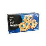 Meijer Baked Soft Pretzels