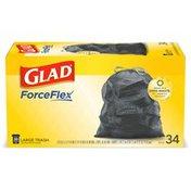 Glad Trash Bags Drawstring Multipurpose