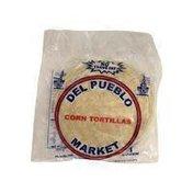 Del Pueblo Yellow Corn Tortillas