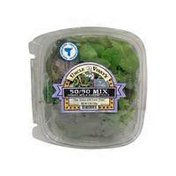 Uncle Vinny's Spring Mix & Baby Spinach 50/50 Mix Salad