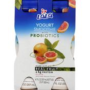LALA Guava Yogurt Smoothie with Probiotics