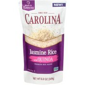 Carolina Jasmine Rice with Quinoa Premium Rice Blend