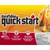 Duraflame Quick Start Firelighters
